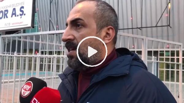 """'Mustafa Tokgöz: """"Sapuranu'nun kırmızı kartı ağardı"""""""