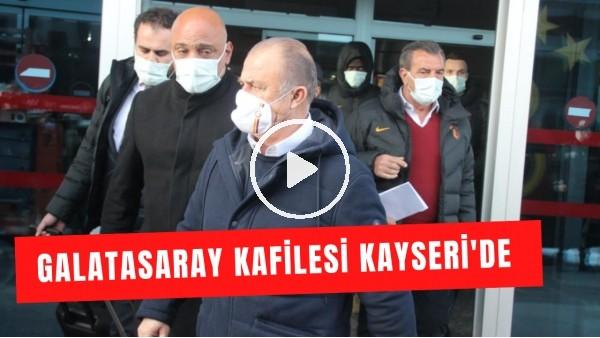 'Galatasaray kafiesi Kayseri'de