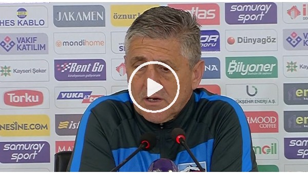 """'Ivko Gancev: """"Galatasaray'ın sarı kartı belki kırmızı kart olabilirdi"""""""