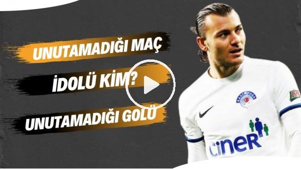 'Yusuf Erdoğan ile kısa kısa | Unutamadığı maç ve golü | İdolü kim?
