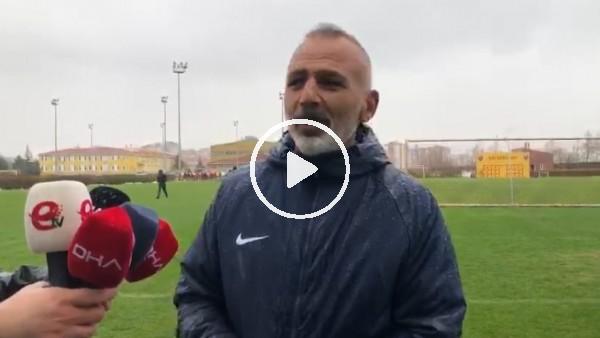 'Kayserispor'da hedef: Karagümrük maçındna 3 puanla ayrılmak