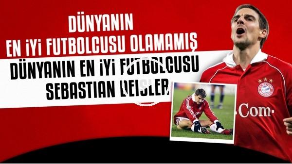 'Dünyanın En İyi Futbolcusu Olamamış Dünyanın En İyi Futbolcusu: Sebastian Deisler