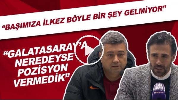 'Levent Şahin ve Ömer Erdoğan'ın açıklamaları
