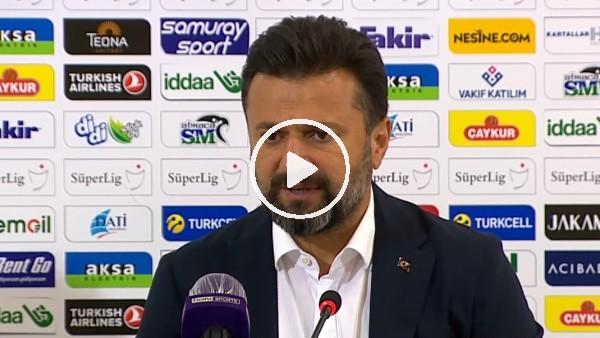 """'Bülent Uygun: """"Rakibimize çok fazla pozisyon vermedik"""""""