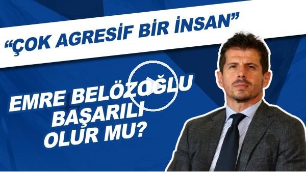 'Sizce Emre Belözoğlu başarılı olur mu? #FutbolArenaSokakta