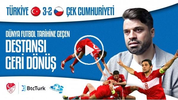 'BtcTurk ile Milli Zaferler | Dünya Futbol Tarihine Geçen Destansı Geri Dönüş