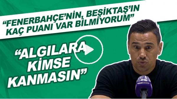 """'Çağdaş Atan: """"""""Fenerbahçe'nin, Beşiktaş'ın kaç puanı var inanın bilmiyorum. Kimse algılara kanmasın"""""""