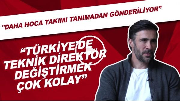 """'Hatayspor Teknik Direktörü Ömer Erdoğan: """"Türkiye'de teknik direktör değiştirmek çok kolay"""""""