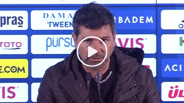 """'Hakan Kutlu: """"Fenerbahçe'den çok fazla baskı yemedik"""""""