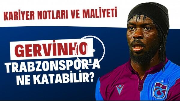 'Trabzonspor'un yeni yıldızı Gervinho takıma neler katabilir? | Gervinho'nun kariyer notları