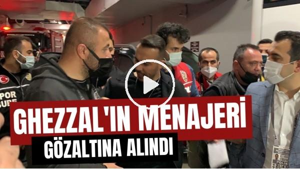 'Beşiktaş - Fatih Karagümrük maçı sonrası olay çıktı | Ghezzal'ı menajeri gözlatına alındı