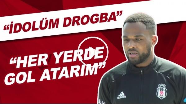 'Cyle Larin, Galatasaray maçı öncesi açıklamalarda bulundu