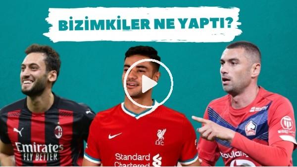'Bizimkiler Ne Yaptı? | Avrupa'da forma giyen futbolcularımızın performansları (5. Bölüm)