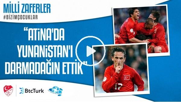 'Btcturk ile Milli Zaferler | Yunanistan 1-4 Türkiye