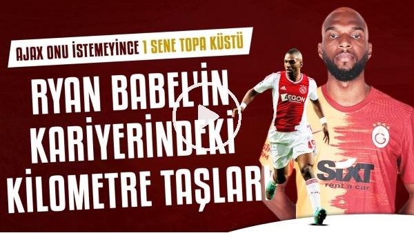 'Ryan Babel'in kariyerindeki kilometre taşları | Ajax onu istemeyince 1 sene topa küstü