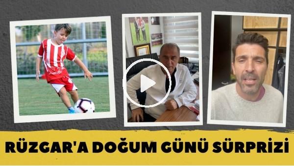 'Fatih Terim ve Buffon gibi efsane isimler eski Galatasaraylı futbolcu Yekta Kurtuluş'un oğlu Rüzgar'ın doğum gününü kutladı