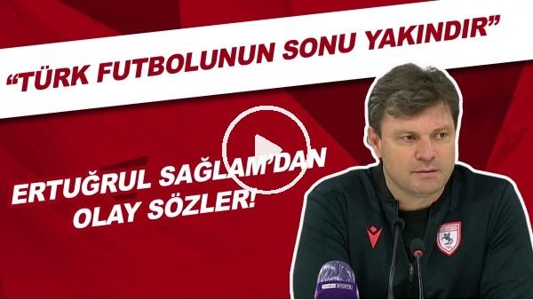 'Ertuğrul Sağlam'dan Adana Demirspor – Balıkesirspor maçıyla ilgili olay sözler!