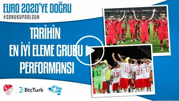 'BtcTurk ile EURO 2020'ye Doğru | Eleme Grubu Performansı #SonuKupaOlsun