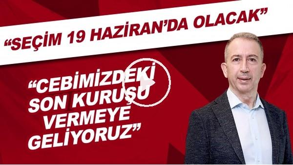 """'Galatasaray Başkan Adayı Metin Öztürk: """"Cebimizdeki son kuruşu vermeye geliyoruz"""""""