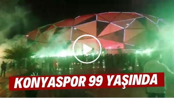 'Konyaspor 99 yaşında