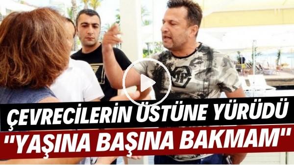 'Bülent Uygun ile çevre savunucuları arasında gerginlik
