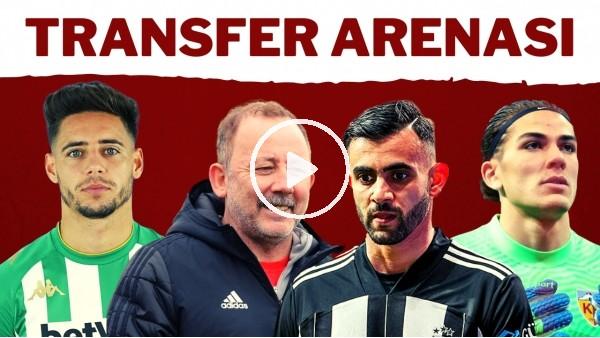 TRANSFER ARENASI | Galatasaray'ın hedefi Alex Moreno | Sergen Yalçın'la anlaşma şartları belli oldu