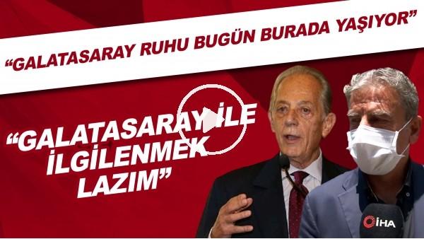 'Galatasaray'da seçim günü | Faruk Süren ve Hamza Hamzaoğlu'nun açıklamaları