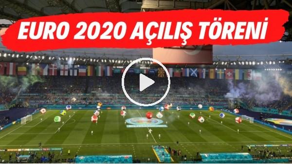 EURO 2020 açılış töreni | Ve söz şimdi Bizim Çocuklar'da!