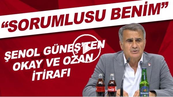 """'Şenol Güneş'ten Okay Yokuşlu ve Ozan Tufan itirafı! """"Sorumlusu benim"""""""