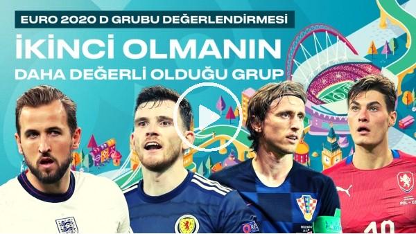 EURO 2020 D Grubu Değerlendirmesi | İkinci olmanın daha değerli olduğu grup