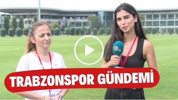 'Trabzonspor Gündemi | Kamp çalışmaları, U19 Gelişim Ligi'ndeki şampiyonluğun perde arkası