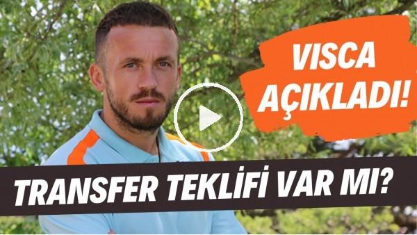 'Edin Visca açıkladı! Transfer teklifi var mı?