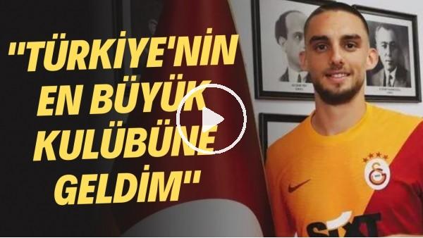 """'Berkan Kutlu: """"Türkiye'nin en büyük kulübüne geldim"""""""