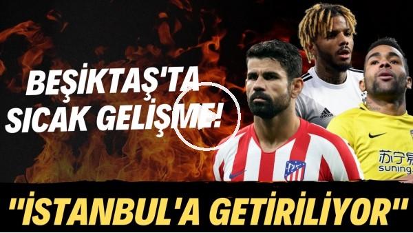 """'Beşiktaş'ta transfer çalışmalarında sıcak gelişme! """"İstanbul'a getiriliyor"""""""