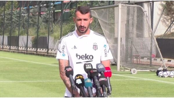 'Mehmet Topal'ın açıklamaları | Beşiktaş'ta yeni sezon hazırlıkları