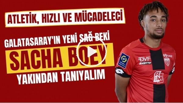 'Galatasaray'ın yeni sağ beki Sacha Boey'i yakından tanıyalım | Atletik, hızlı ve mücadeleci