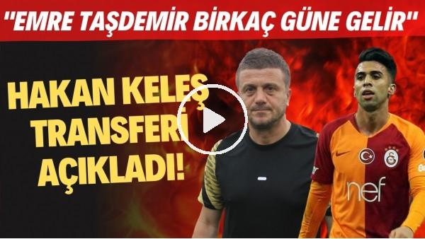 """'Giresunspor Teknik Direktörü Hakan Keleş: """"Emre Taşdemir birkaç güne gelir"""""""