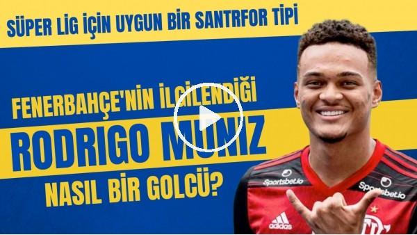 'Fenerbahçe'nin ilgilendiği Rodrigo Muniz nasıl bir golcü? | Süper Lig için çok uygun özellikleri var