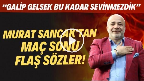 """'Adana Demirspor Başkanı Murat Sancak'tan FLAŞ sözler! """"Galip gelsek bu kadar sevinmezdik"""""""