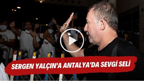 'Beşiktaş kafiesi Antalya'da | Sergen Yalçın'a sevgi seli