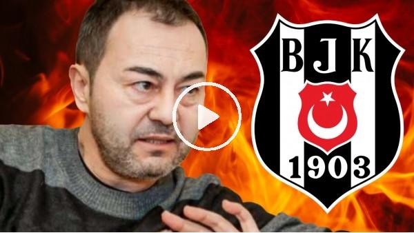 """'Serdar Ortaç, Beşiktaş'tan özür diledi: """"Sergen Yalçın 30 yıllık dostum"""""""