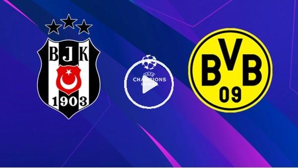 'DEVLER ARENASI | Beşiktaş - Dortmund