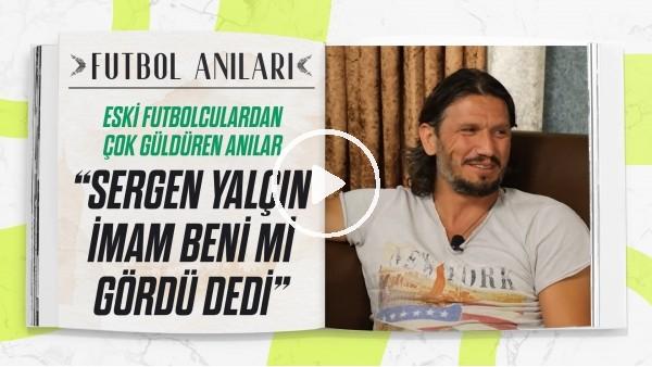'Emre Toraman'ın Komik Yılmaz Vural Anısı | Tarık Daşgün, İbrahim Üzülmez | 3 Anı | Futbol Anıları #2